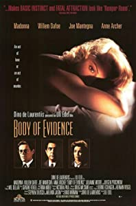 Bluray quality movie downloads Body of Evidence by James Foley [720pixels]