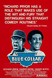 Blue Collar (1978) Poster - Movie Forum, Cast, Reviews