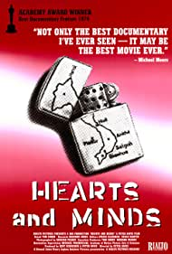 Hearts and Minds (1975) Poster - Movie Forum, Cast, Reviews
