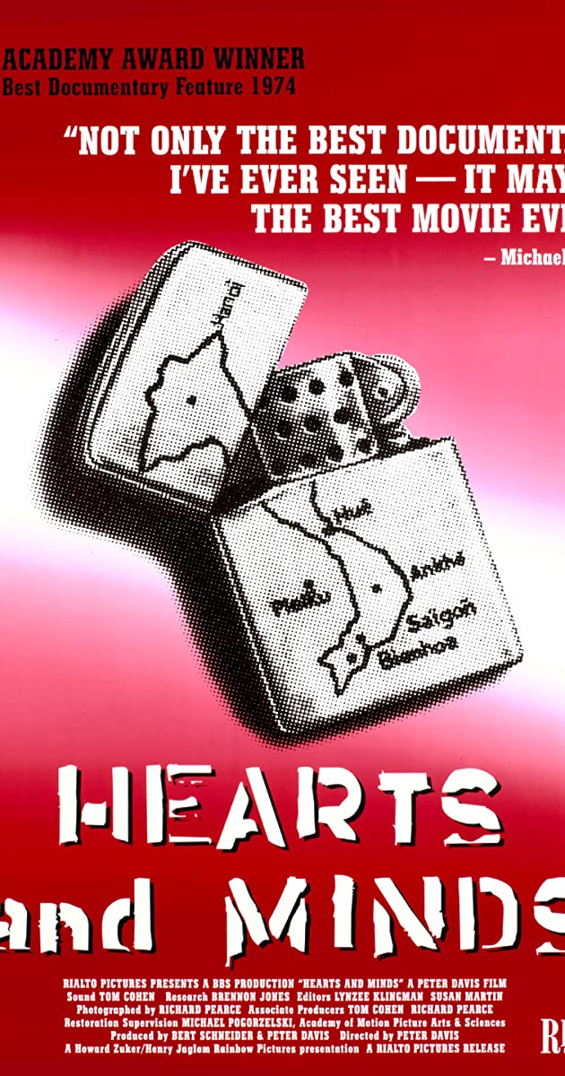 Subtitle of Hearts and Minds