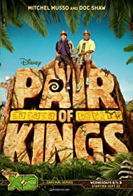 Mitchel Musso and Larramie Doc Shaw in Pair of Kings (2010)