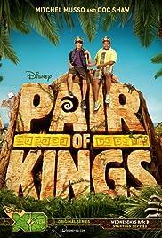 Pair of Kings Poster