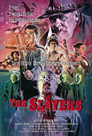 The Slayers Poster
