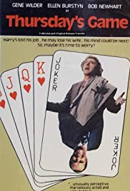 Thursday's Game (1974) starring Gene Wilder on DVD on DVD