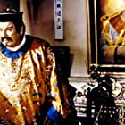 Peter Ustinov and Clive Revill in One of Our Dinosaurs Is Missing (1975)