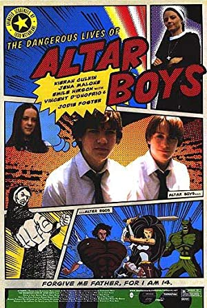 Where to stream The Dangerous Lives of Altar Boys