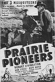 Prairie Pioneers Poster