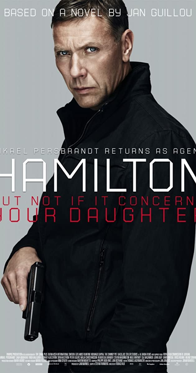 Agent Hamilton: But Not If It Concerns Your Daughter (2012)