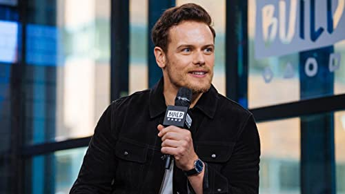 BUILD: Sam Heughan on his Character's Love Story