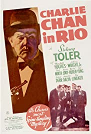 Charlie Chan in Rio (1941) Poster - Movie Forum, Cast, Reviews