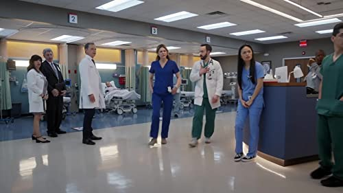 The Resident: Bell Makes An Announcement Before A Surprise In The Er
