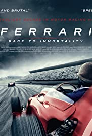 FERRARI-Race to Immortality Poster