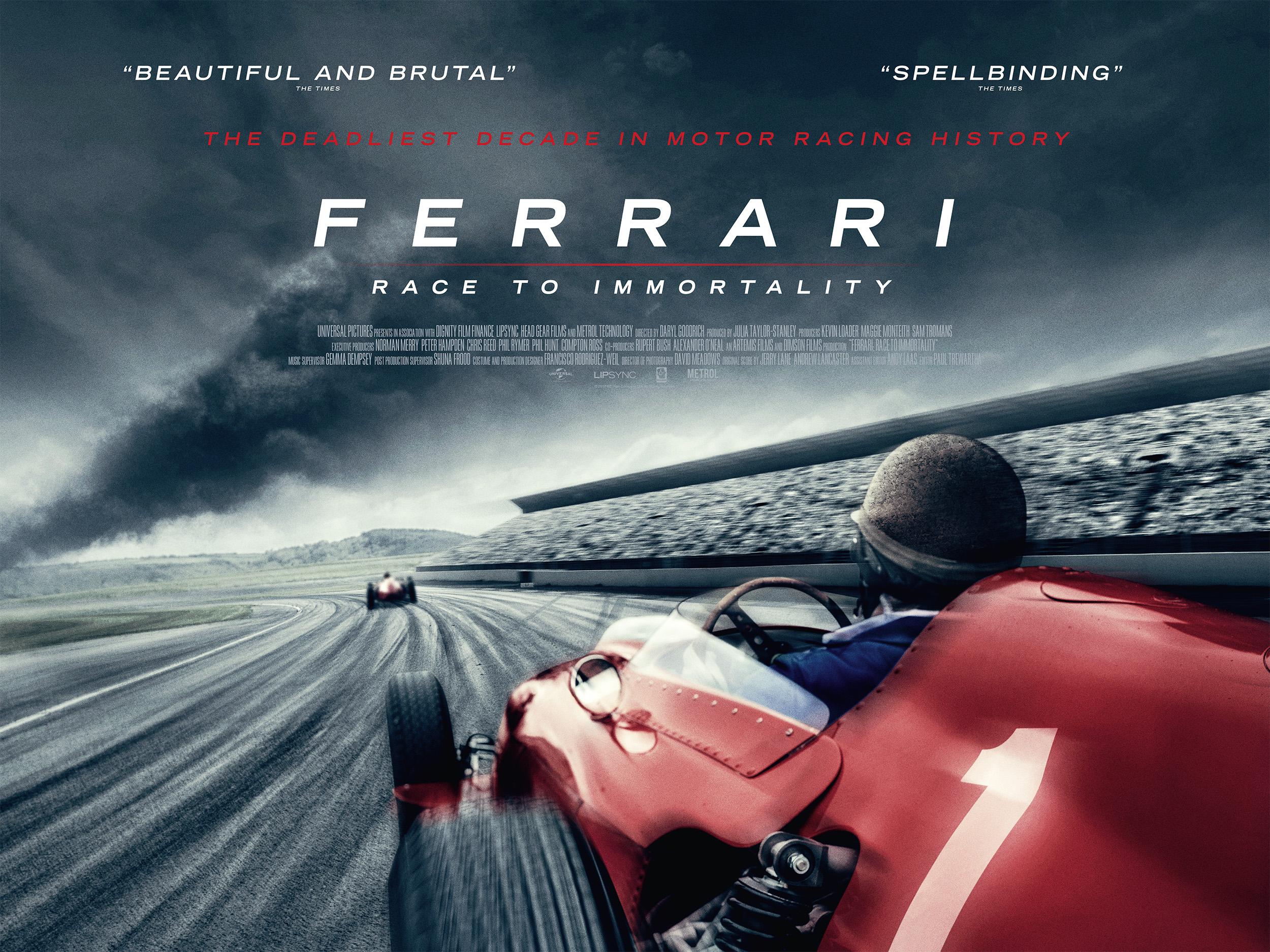Ferrari: Race to Immortality (2017) BluRay 480p, 720p & 1080p