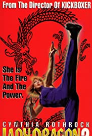 Lady Dragon 2(1993) Poster - Movie Forum, Cast, Reviews