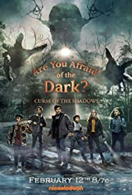 Malia Baker, Arjun Athalye, Kyle Strauts, Bryce Gheisar, Parker Queenan, Beatrice Kitsos, and Dominic Mariche in Are You Afraid of the Dark? (2019)