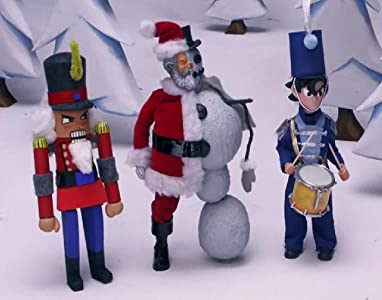 TV movies downloads Robot Chicken Christmas Special [640x640]