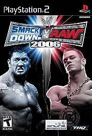 WWE SmackDown! vs. RAW 2006 Poster