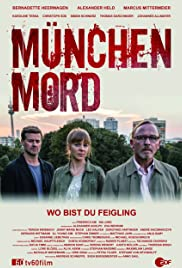 Munich Murder - Where Are You, Coward? Poster