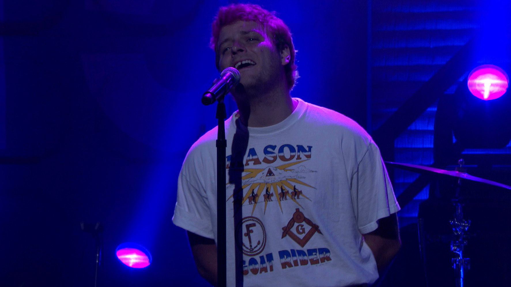 Mac DeMarco in Conan (2010)