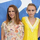 Natalie Portman and Lily-Rose Depp at an event for Planetarium (2016)