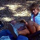 Lori Butler and Jim Youngs in The Final Terror (1983)