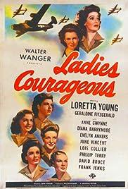Ladies Courageous Poster