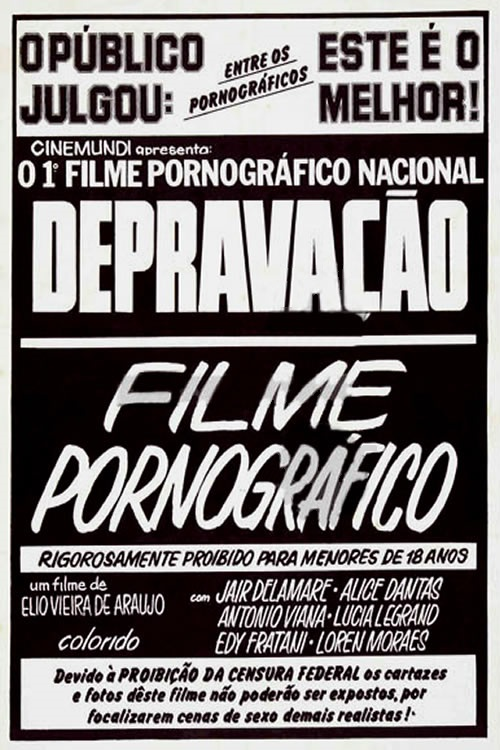Depravação ((1980))