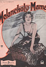 The Melancholy Dame Poster