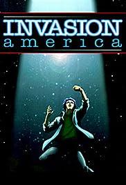 Invasion America Poster
