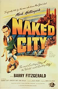 Watch mega movies The Naked City [HDRip]