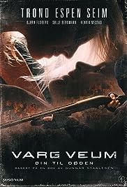 Varg Veum - Din til døden Poster