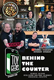 Toy Geeks: Behind the Counter Poster
