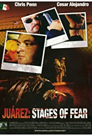 Juarez: Stages of Fear Poster