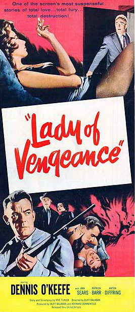 Lady of Vengeance (1957)
