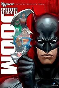 Justice League: Doom (2012) Poster - Movie Forum, Cast, Reviews