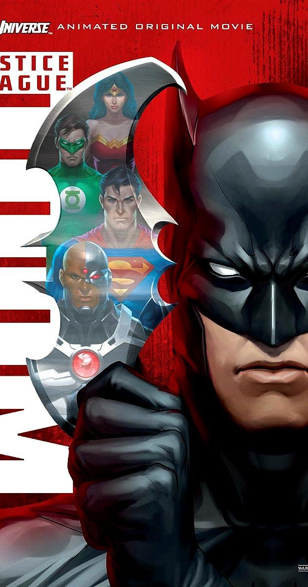 Subtitle of Justice League: Doom