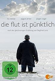Die Flut ist pünktlich Poster