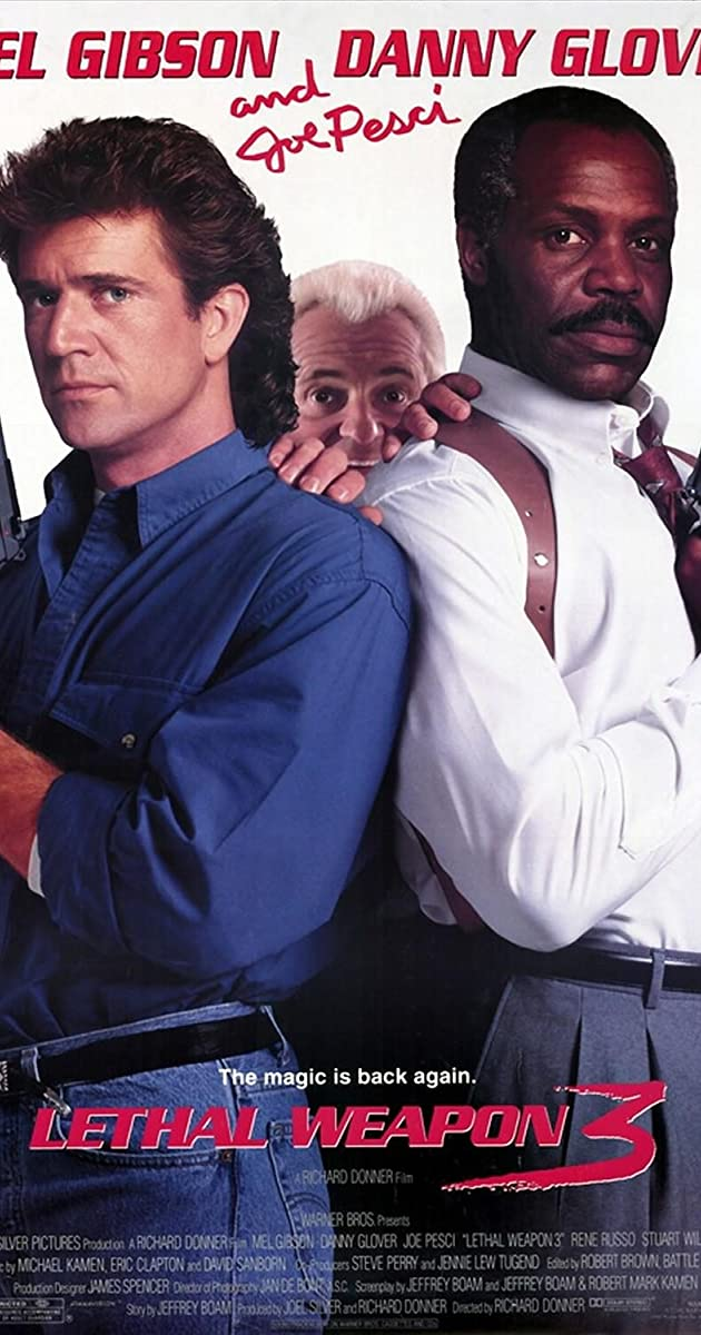 Lethal Weapon 3 (1992) - Full Cast & Crew - IMDb