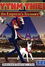 Rhythm Thief & the Emperor's Treasure Poster