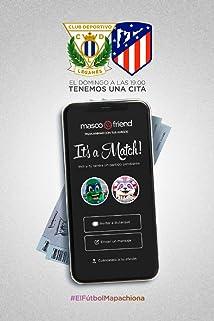 Laliga 2. Matchday CD Leganés vs Atlético Madrid (2019)