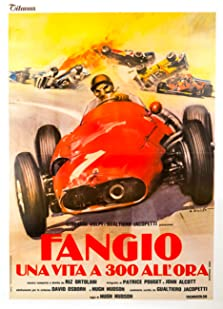 Fangio: Una vita a 300 all'ora (1980)