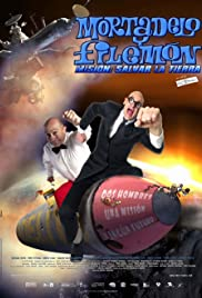 Mortadelo and Filemon: Mission - Save the Planet Poster