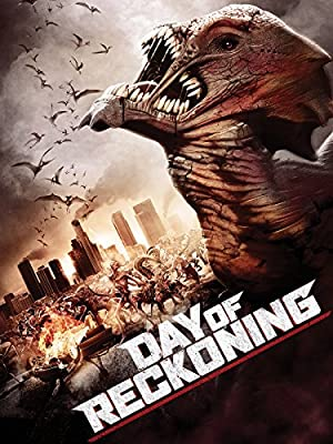Day of Reckoning Pelicula Poster