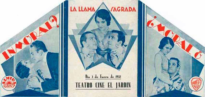 La llama sagrada (1931)