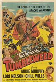 Tumbleweed (1953) Poster - Movie Forum, Cast, Reviews