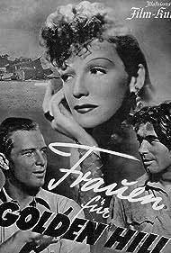 Kirsten Heiberg in Frauen für Golden Hill (1938)