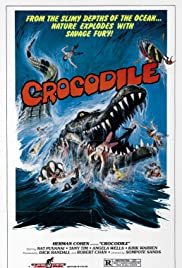 Crocodile (1979) Poster - Movie Forum, Cast, Reviews