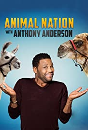 Animal Nation with Anthony Anderson Poster