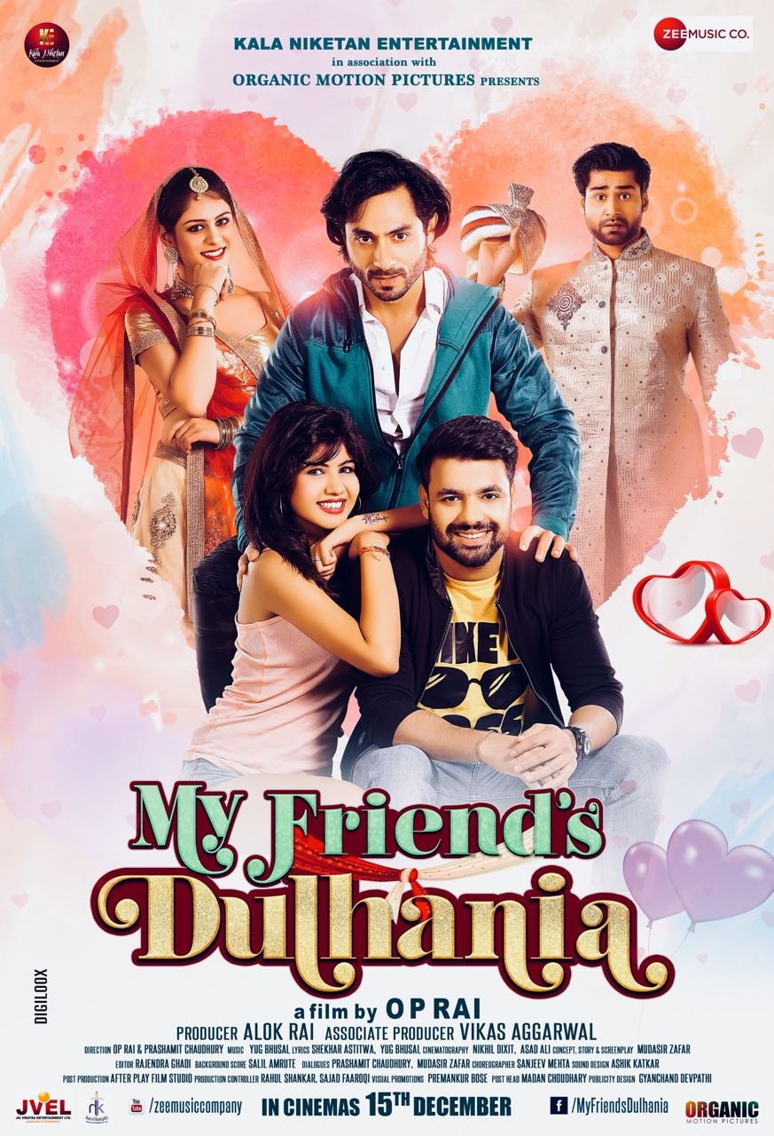 My Friends Dulhania 2017 Hindi Movie 480p HDRip 250MB x264 AAC