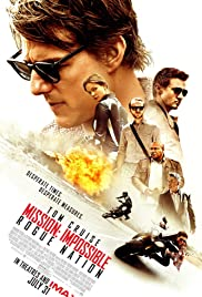 Mission: Impossible Rogue Nation (2015) 720p